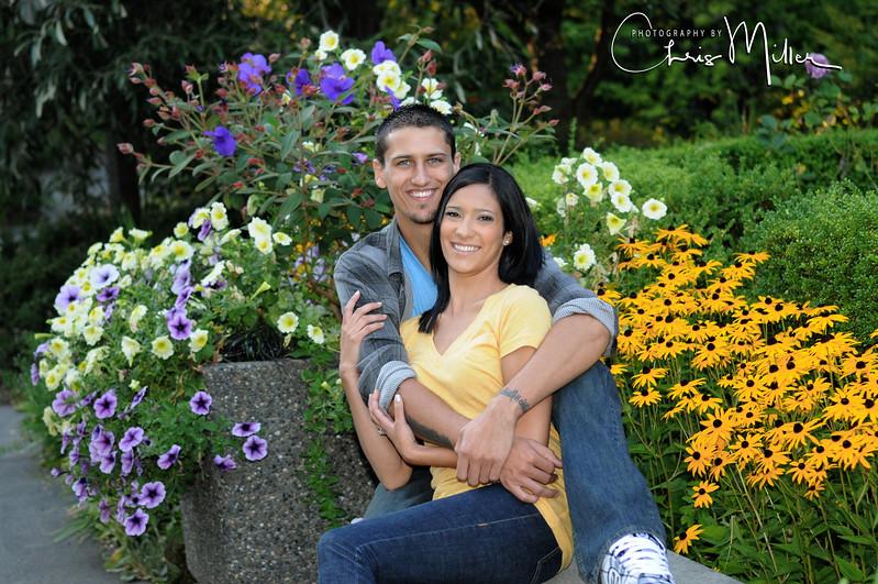 (358) Jillian and Robert's Engagement by Chris Miller