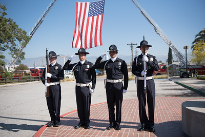 (182) Covina P D Memorial Service 5-4-17 Photography by Chris Miller