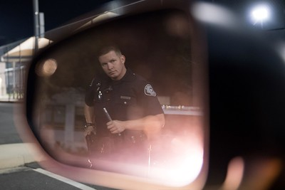 (1366) Arcadia PD Patrol 11-11-15 Photography by Chris Miller
