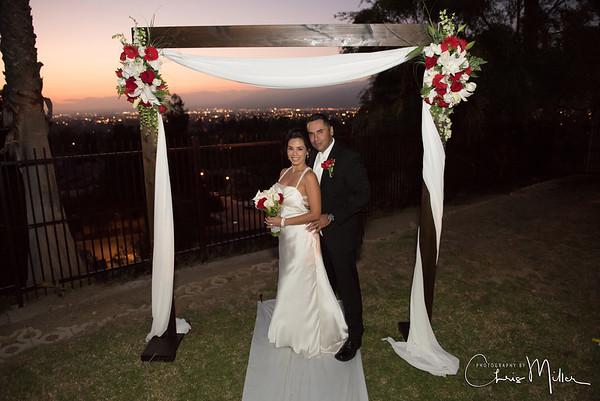 (320) Dan & Mona's Wedding 10-15-16 Photography by Chris Miller