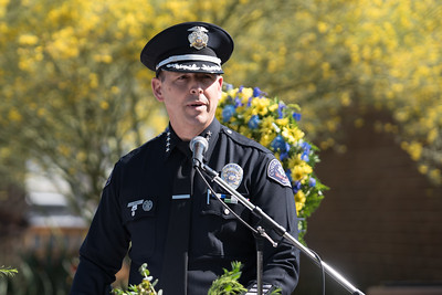 (668) Covina P D Memorial Service 5-4-17 Photography by Chris Miller