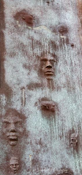 Faces<br /> Franklin Roosevelt Memorial<br /> Washington D.C.