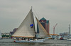 Appledore Leaving Baltimore<br /> Star Spangled Sailabration Fort  McHenry National Monument