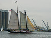 Tall Ship Leaving Baltimore<br /> Star Spangled Sailabration Fort  McHenry National Monument