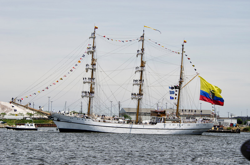 Cuauhtemoc<br /> Mexico Navy<br /> Star Spangled Sailabration Fort  McHenry National Monument