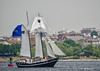 WOLF Leaving Baltimore<br /> Star Spangled Sailabration Fort  McHenry National Monument
