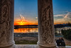 In Love and Watching The Sun Set<br /> Washington DC Monuments