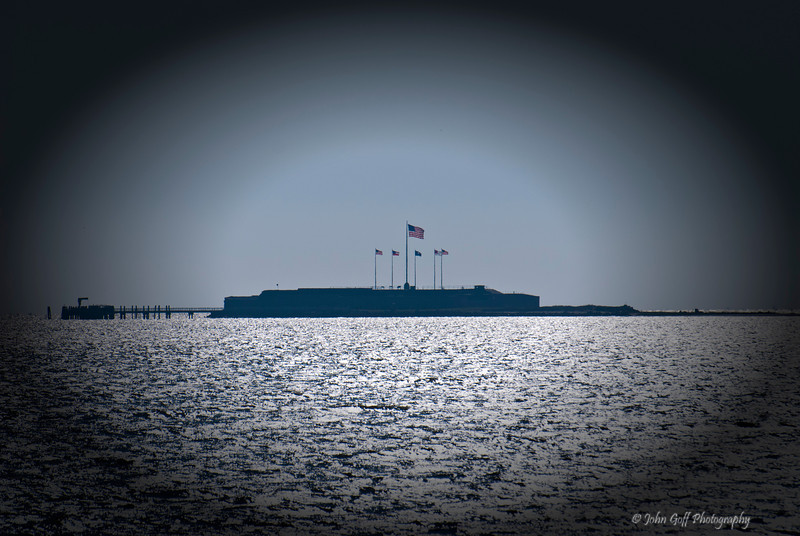 Forever There<br /> Fort Sumter National Monument  <br /> Charleston, South Carolina