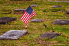 War of 1812 Remenbered Today<br /> Moravian Church Cemetery<br /> Bethlehem Pennsylvania