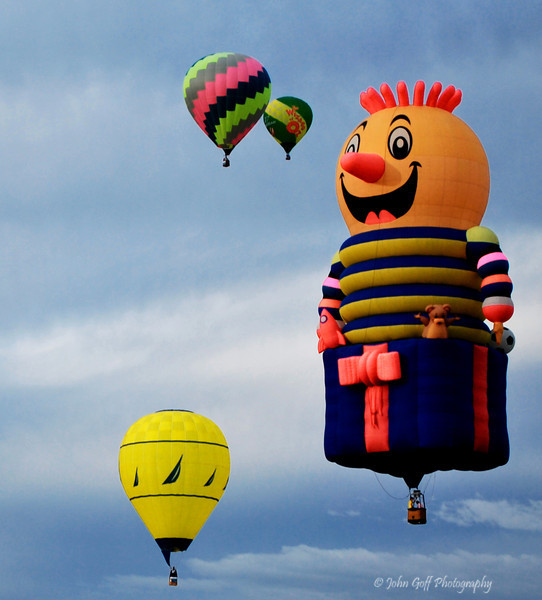 Jack<br />  <br /> Albuquerque International Balloon Fiesta <br /> Albuquerque, New Mexico