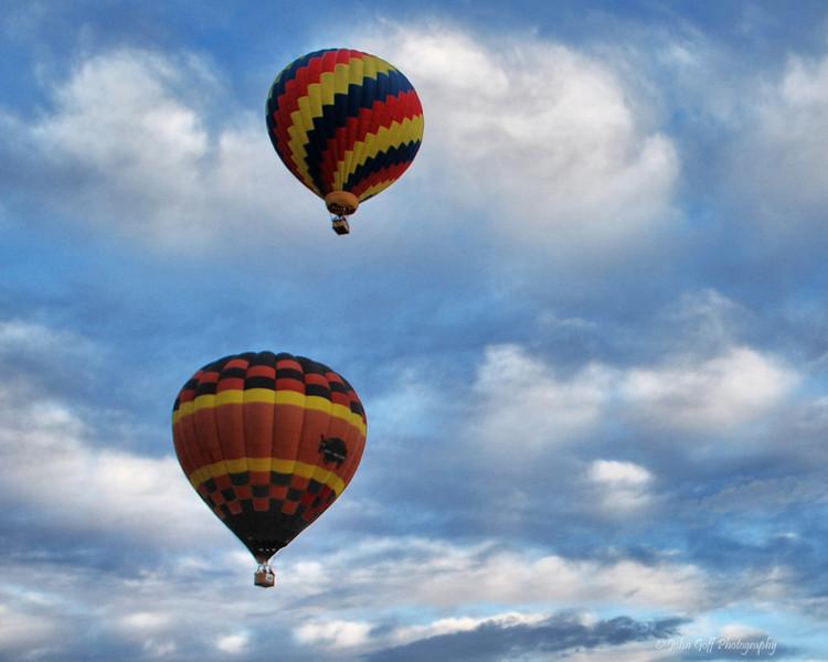 Into the Storm <br /> <br /> Albuquerque International Balloon Fiesta <br /> Albuquerque, New Mexico