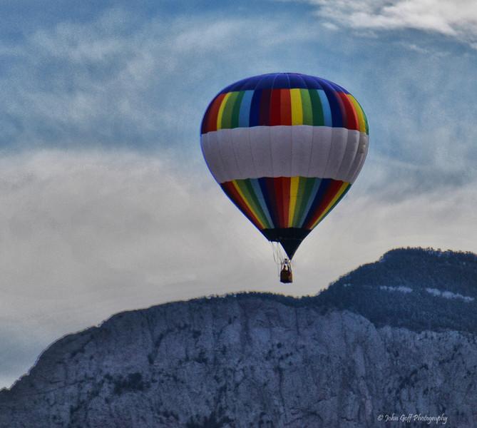 Free<br />  <br /> Albuquerque International Balloon Fiesta <br /> Albuquerque, New Mexico