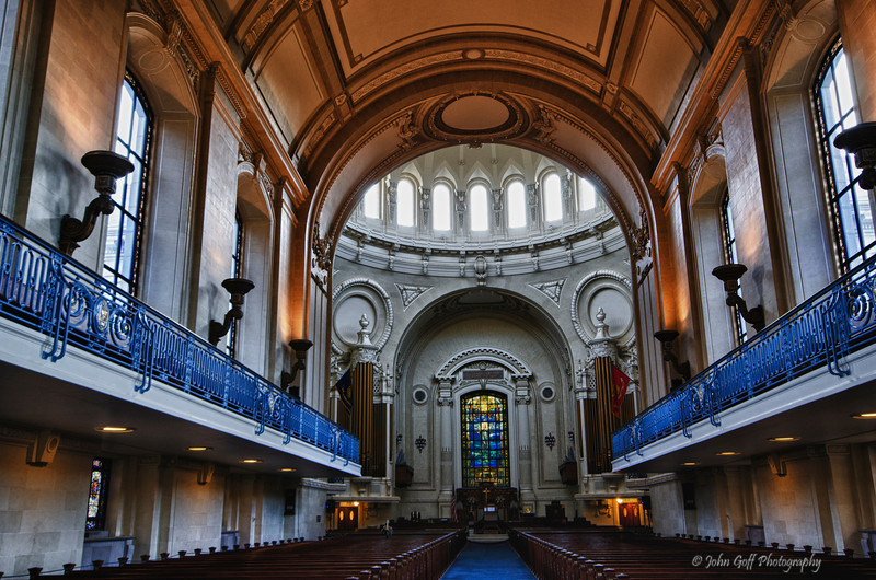 Chapel <br /> US Naval Academy<br /> Annapolis, Maryland