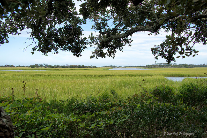In The Distance<br /> Bald Head Island, North Carolina