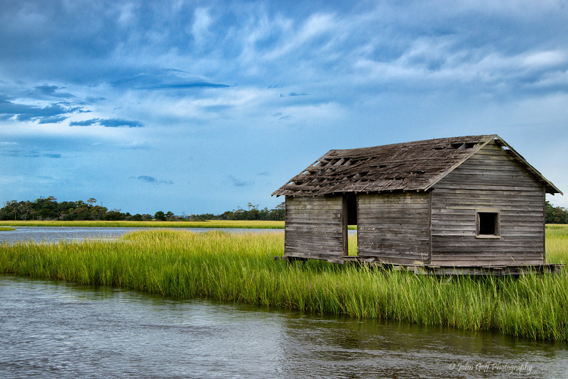 Cabin On The Swamp<br /> Bald Head Island, North Carolina