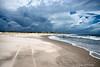 Tracks On The Beach<br /> Bald Head Island, North Carolina