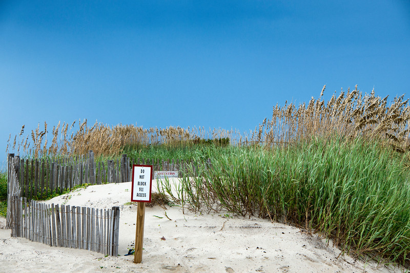 911 Access<br /> Bald Head Island, North Carolina