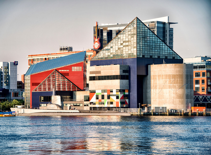 City Color<br /> Baltimore Inner Harbor<br /> Maryland