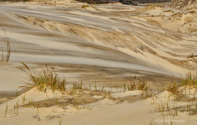 Sand Movement<br /> Cape Hatteras, North Carolina