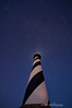 Stars and Blue Sky<br /> Cape Hatteras, North Carolina