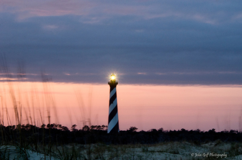 Lighthouse Star<br /> Cape Hatteras, North Carolina