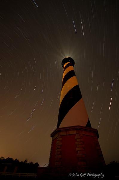 Star Movement<br /> Cape Hatteras, North Carolina