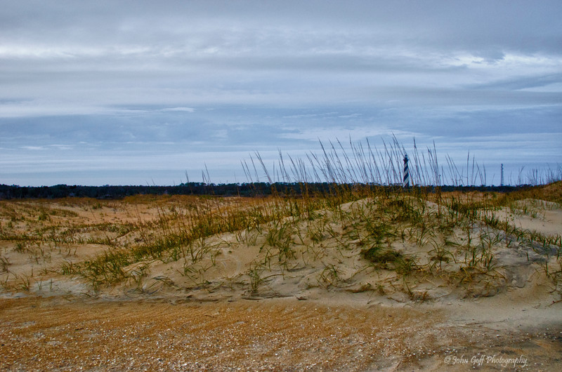 Sand & Grass<br /> Cape Hatteras, North Carolina