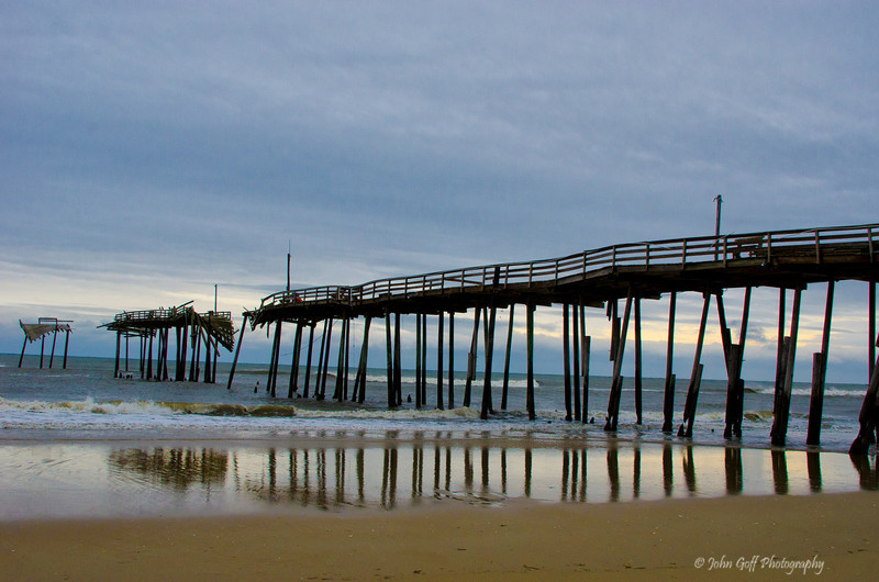 Pier<br /> Cape Hatteras, North Carolina
