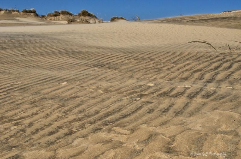 Sand Waves<br /> Cape Hatteras, North Carolina