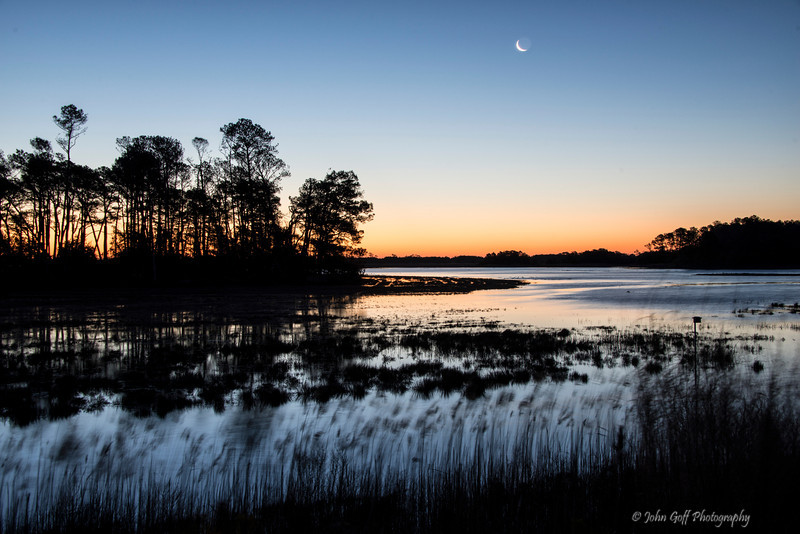 Down By The Marsh<br /> Chincoteague National Wildlife Refuge<br /> Chincoteague, Virginia