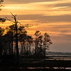Marsh Sunset<br /> Chincoteague National Wildlife Refuge<br /> Chincoteague, Virginia