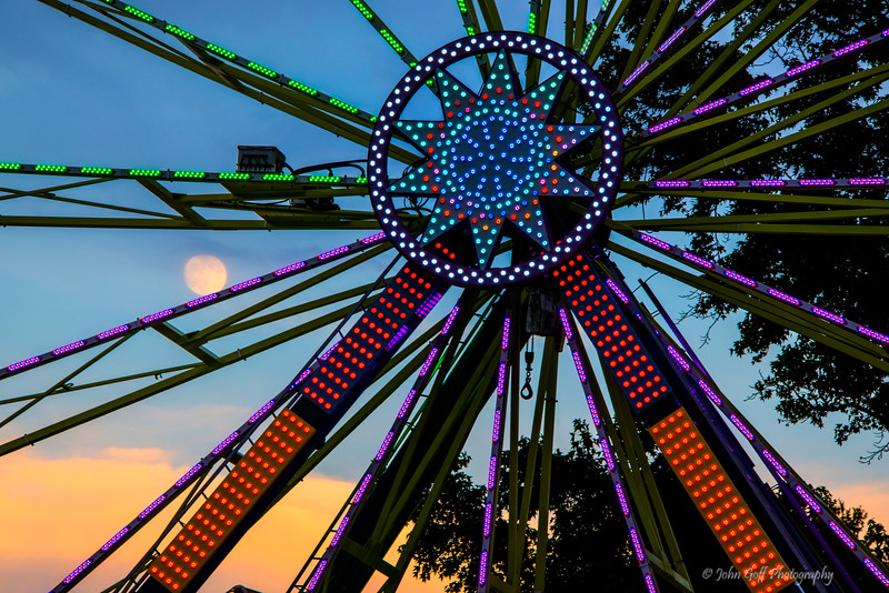 Moon Shining Through<br /> Earleigh Heights Volunteer Fire Company Carnival