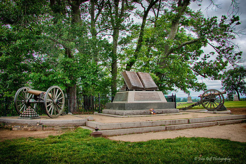 The Book<br /> Gettysburg National Military Park