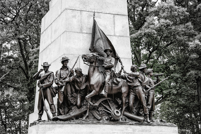 We Fought<br /> Gettysburg National Military Park