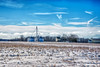 Cold Day On The Farm<br /> Eastern Shore After Snow Storm