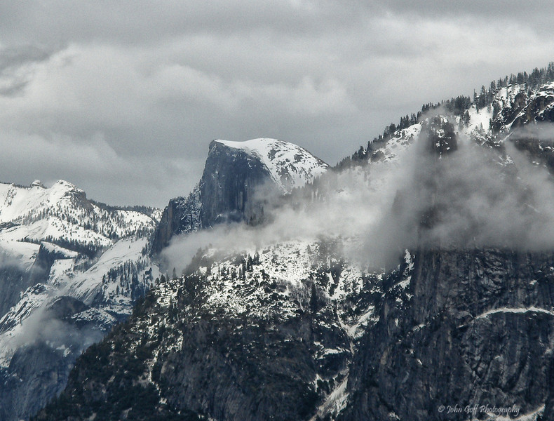 Storm Coming<br /> Yosemite National Park <br /> California