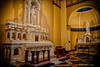 The Alter<br /> Mt. Saint Mary's Immaculate Conception Chapel