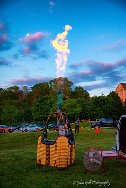 Let It Blow<br /> Preakness Balloon Festival<br /> Ellicott City MD