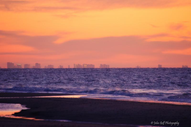 Sunrise at Myrtle Beach<br /> Myrtle Beach, South Carolina