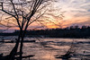 Color At Sunset<br /> James River<br /> Richmond, Virginia