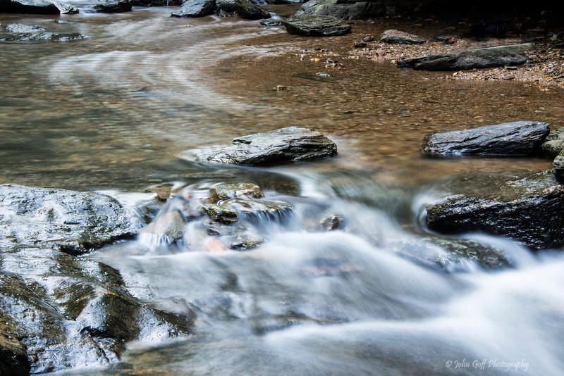 Rushing By<br /> Kilgore Falls, Maryland