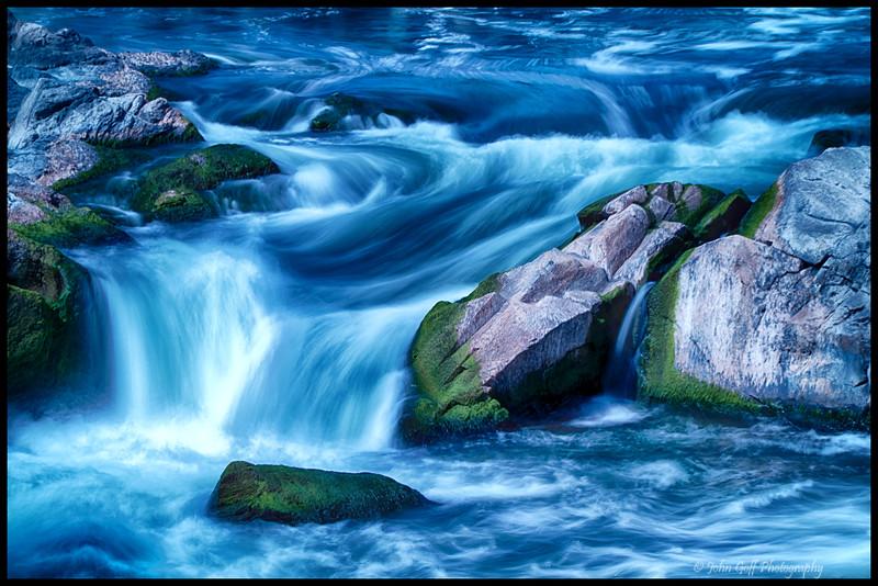 Rushing Water<br /> Great Falls