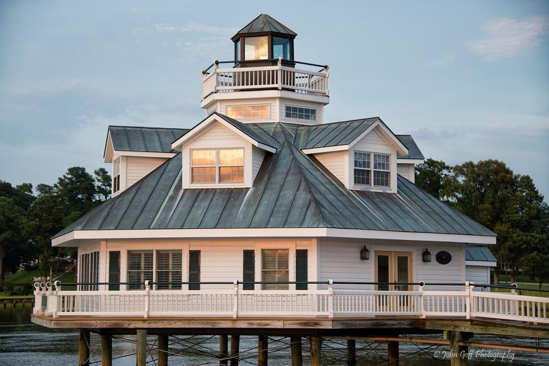 Lighthouse<br /> Smithfield Station<br /> Smithfield, Virginia