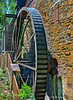 The Wheel Stopped Turning<br /> Grist Mill, Maryland