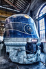 Big Blue<br /> B&O Railroad Museum<br /> Baltimore, MD