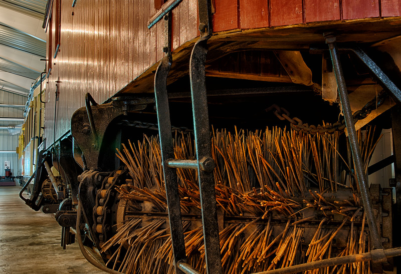 Snow Brush<br /> National Capital Trolly Museum<br /> Colesville, MD