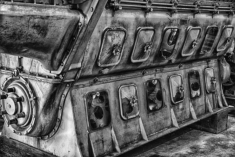 Big Motor<br /> B&O Railroad Museum<br /> Baltimore, MD