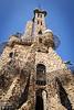 "Those metal gantries seem sturdy, but still unnerving to walk on ( <a href=""http://en.wikipedia.org/wiki/Bishop_Castle"">http://en.wikipedia.org/wiki/Bishop_Castle</a>)"
