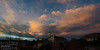 Original, as shot.<br /> <br /> A panorama from the last two shots.