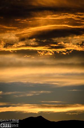 Colorado Sunset - June 2012